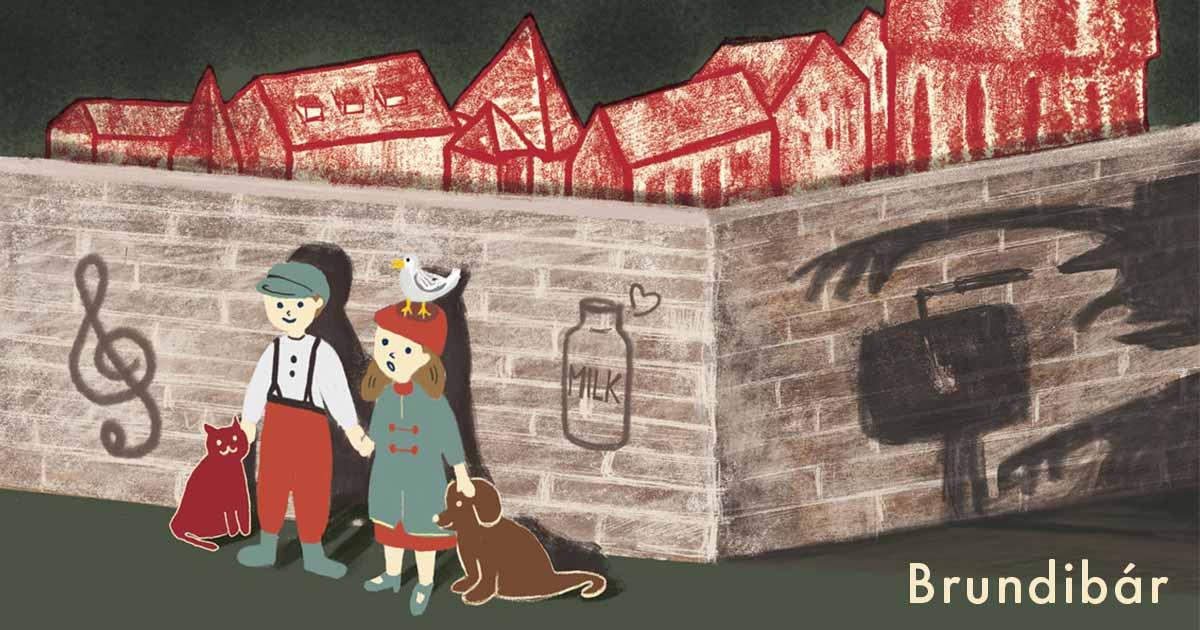 Brundibár: A Children's Opera – Digital Offering